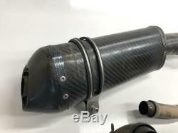 Line Exhaust Pot Termignoni Yamaha Xp 530 2012-2016 Exhaust Tmax Tmax