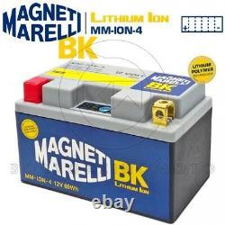 Lithium Battery Magneti Marelli Ytz12s Xp Yamaha T-max 530 Sx Abs 2017-2018