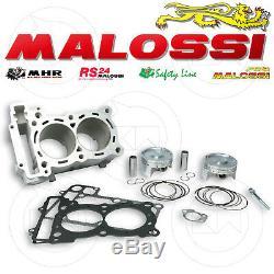 Malossi 3115423 Dual Cylinder Ø70 Aluminum H2o 560cc Yamaha Tmax 530 Ie 4t 2016