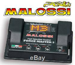 Malossi Yamaha Tmax 530 T-max CDI Injection Force Master 3 Electronic Case