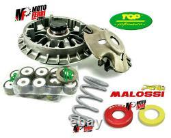 Mf1573 Variator Top Racing Variotop Tpr + Spring + Torsion Yamaha Tmax 500