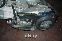 Motor Yamaha Tmax T Max T-max 500 2004 2005 2006 2007 Injection J403e