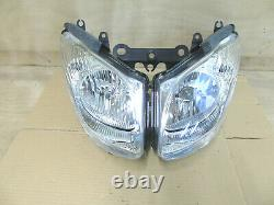 New Original Headlight Optics For Yamaha 500 Yp Tmax T-max Ref 4b5-84310-02