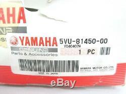 Oem Yamaha Xp500 T-max 500 (2004-2009) Rotor Assy 5vu Pn-81450-00
