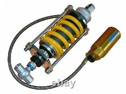 Ohlins Mono Rear Absorber For Yamaha T-max 530 2012-16 S46hr1c1ltr