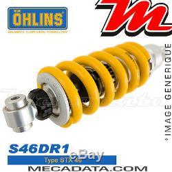 Ohlins Shock Absorber Yamaha T-max 530 (2017) Ya 797 (s46dr1)