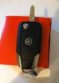 Original Key Virgin Yamaha Tmax 530 2015 2016 T-max T Max Oem 2pw8251107