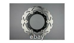 Pair Brake Discs Before Waves Petals 267mm Yamaha Tmax Tmax 500 2008-2011