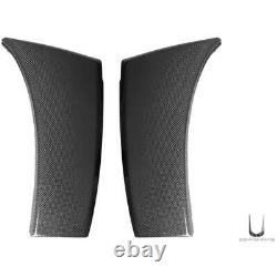 Pair Lateral Capots Lateral Fiber Carbon For Yamaha 530 T-max 2012-2014