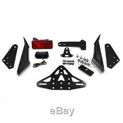 Plate Holder With Led For Yamaha T Max T-max 530 2013-2015