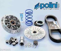 Polini Hi-speed variable Speed drive Kit Yamaha T-max 530 Tmax Neuf 241.701.1
