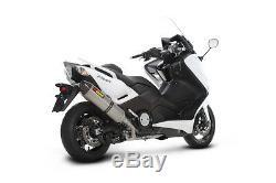Pot Akrapovic Exhaust Yamaha Tmax T-max 500 2008 2011 530 2012 2014
