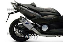Pot D'complete Exhaust Termignoni Titanium Yamaha Tmax 530 2016 16