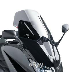 Puig Parabrise V-tech Line Sport Yamaha T-max 530 2016 Smoke Clear