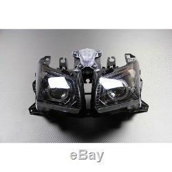 Rb-max Lighting Optics Yamaha T-max 530 Tmax 2012 2014 Maxiscooter Light New