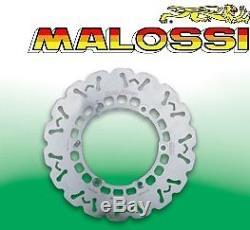 Rear Brake Discs Malossi For Yamaha T-max 500 01/11 Disc Brake 6213319