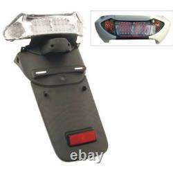 Rear Led Light + Yamaha Knot 500 T-max 2001-2007