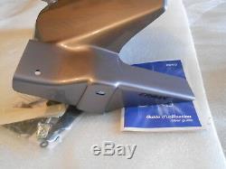 Rear Mudguard Ermax Yamaha 500 T-max 2008/2011 High Metal Silver Metal Gris