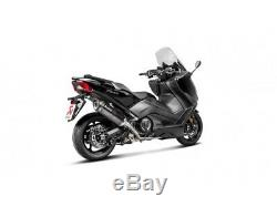 S-y5r5-rc Complete Exhaust Akrapovic Racing Yamaha T-max500 / 530 (17-19)