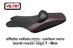 Seat Cover Yamaha T Max 2008-2016 Mod. Bart Tappezzeriaitalia. It