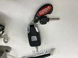 Set Bags Key Locks Ecu Succession Yamaha Tmax T-max 530 2015 2016