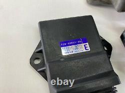 Set Chive Ecu Locks Immobilizer Ecu Yamaha Tmax T-max 500 2004-2007