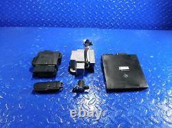 Set Keys Contact Ecu Lock-way Yamaha T-max 530 Sx 2017