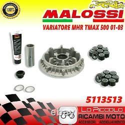 Set Malossi Multivar 2000 Yamaha Tmax T Max 500 LC 2001 2002 2003