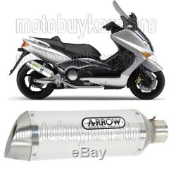 Silencer Counterpart 71705ao Arrow For Yamaha Yp 500 T-max 2005 05 2006 06