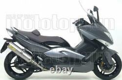 Silent Approve Arrow Race-tech Aluminium C Yamaha Tmax T-max 500 Yp 2011 11