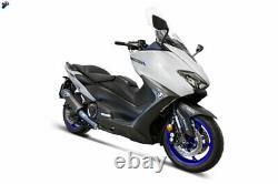 Termignoni Complete Line Carbon Black CC Race Yamaha Tmax T-max 560 2020 20