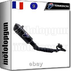 Termignoni Line Complete Hom N Relevance Carbon Yamaha Tmax T-max 530 2013 13