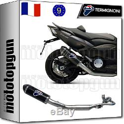 Termignoni Line Complete Hom Relevance Carbon CC Yamaha Tmax Tmax 530 2014 14