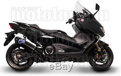 Termignoni Line Complete Race Scream N Carbon CC Yamaha Tmax Tmax 530 2017 17