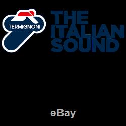 Termignoni Pot Complete Hom Cn Relevance Carbon Yamaha Tmax Tmax 530 2016 16