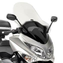 Transparent Flyscreen Givi D442st Specific For Yamaha T-max 500 (0811)