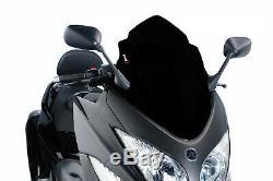 V-tech Bubble Puig Line Sport Yamaha T-max 500 2011 Black