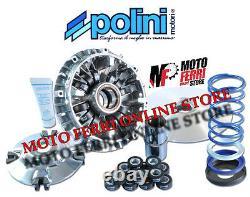 Variator Polini 241696 12 Rollers Evolution 3 Yamaha 500 Tmax 2008 2009 2010