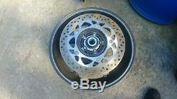 Wheel Disc Crown Rear Rear Wheel Disk Yamaha Tmax Tmax 530