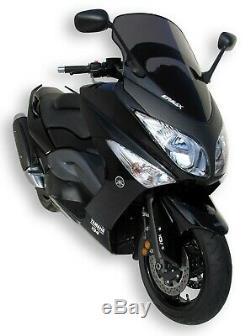 Windscreen Hyper Sport Bubble 68 Ermax Yamaha Tmax T Max 08/11 Black Dark