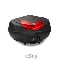 Yamaha 34b-f84a8-10 City Top Case 50 Liters Matt Black Mt09 / 10 T-max X-ma
