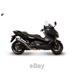 Yamaha T Max 530 2017 2018 Full Line Termignoni Scream Carbon Approved Kat