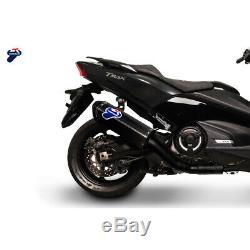 Yamaha T Max 530 2017 2018 Full Line Termignoni Scream Carbon Black Appro