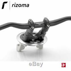 Yamaha T-max 530 2015 2016 Rizoma Ma400b Black Riser Kit Handlebar Rhizome