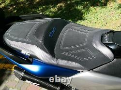 Yamaha T-max 530 2017-2020 Tappezzeria Comfort Saddle Cover Sc-project