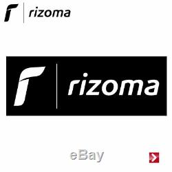 Yamaha T-max 530 2018 2019 DX Rizoma Bs070a Ma433b Silver Mirror Reverse
