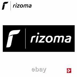 Yamaha T-max 530 DX 2019 Rizoma Zyf033b Black Cover Carer (right)