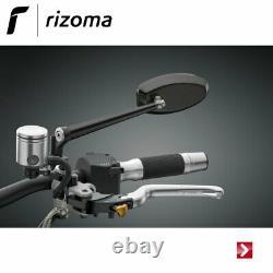 Yamaha T-max 530 Sx 2019 Rizoma Bs080b Bs805b Black Dynamic Retrovisor