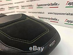 Yamaha T-max Tmax 530 17-18 Tappezzeria Italia Comfort Foam Cover Akrapovic
