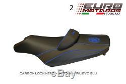 Yamaha Tmax T-max 500 2008-2012 Tappezzeria Bart Black Multi Col Seat Cover